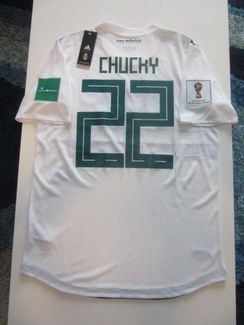 8e18fea898b Adidas Chucky Lozano Mexico 2018 World Cup and 50 similar items. 57
