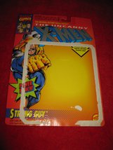 1993 Toybiz / Marvel Comics X-Men Action Figure: Strong Guy - Original C... - $7.00