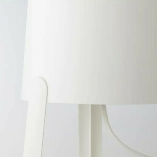 IKEA TVÄRS Table Lamp White  image 2
