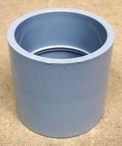 Conduit Coupling 2 1/2in PVC - $7.83