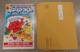 THE ADVENTURES OF KOOL-AID MAN #4 1987 ARCHIE COMICS DAN DeCARLO ART Env... - $9.49
