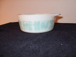 "Vintage Pyrex #472 ""Butterprint"" casserole dishes - $20.00"