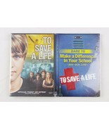 to Save A Life DVD set inspirational book dare to make difference - $11.89