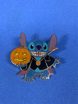 Stitch vampire costume pumpkin Halloween Disney Pin Stitch Jack O Lantern - $12.99