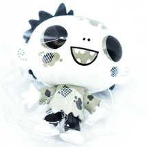 Funko Paka Paka Boo Hollow Series 1 Zeke Black White Zombie 1/18 Chase Figure image 2