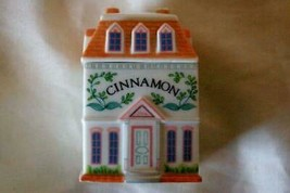 Lenox Spice Village 1989 Cinnamon Spice Jar In Box - $6.23