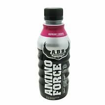 American Body Building | AMINO FORCE Drink 22 FL OZ | Raspberry Lemonade... - $29.65