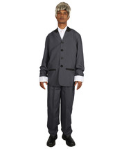 Adult Men's The Beatles Costume | Grey Cosplay Costume HC-1490 - $34.85