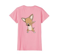 Funny Dabbing Chihuahua Dog Birthday Party Gift Shirt - $19.99+