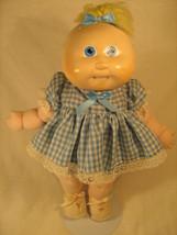 "13"" Porcelain Doll HANDMADE by MARTHA KIMBRO 1987 [Y59B] - $166.94"
