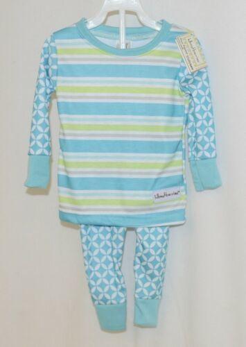 Baby Ganz Boys Wheatberries 2 Piece Shirt Pants Pajamas Size 9 to 12 months
