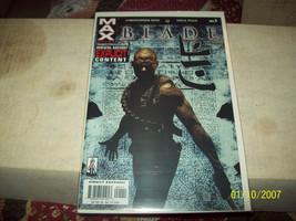 Blade #1 (May 2002, Marvel) - $3.00
