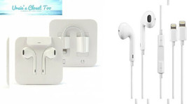 iPhone Earbuds Headphones Earpods w/Volume Buttons and Microphone... - $38.13