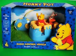Disneyland Winnie The Pooh Radio Control Car Vehicle Hunny Pot  Disney 1... - $59.99