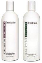 Brandywine Non Static Shampoo & Revitalizing Conditioner 16 Ounce., Valu... - $17.50