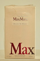 MaxMara Le Parfum Zest & Musc Eau de Parfum Edp 30ml 1.0 Fl. Oz. Spray 2... - $200.00