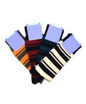 Bari Menswear Block Stripe Dress Socks - $18 Retail - Brand New - $6.99