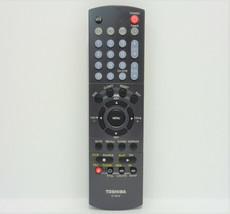 Toshiba CT-9918 Factory Original TV Remote For CE27G15, CF20E40, CE36G18 - $10.49