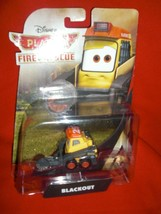 "Disney Planes Fire And Rescue ""Blackout"" Die Cast Vehicle BDB92 New Sealed 2014 - $11.99"