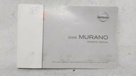 2006 Nissan Murano Owners Manual 52785 - $26.05