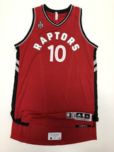 Demar DeRozan Toronto Raptors Game Used Red Adidas Jersey w/ AS Patch - ... - $4,200.00