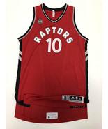 Demar DeRozan Toronto Raptors Game Used Red Adidas Jersey w/ AS Patch - ... - $4,200.00