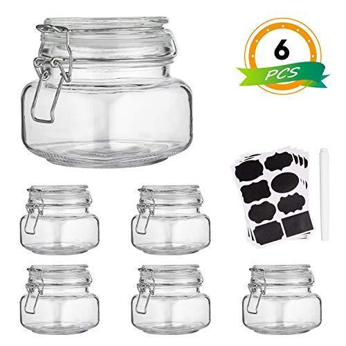 Kitchen Storage Canister Mason Jars