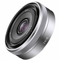 Sony SEL 16F28 16mm F2.8 Lens for Sony E-mount (White Box) SEL16F28 image 2
