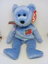 """2001 Ty B EAN Ie Baby """"America"""" - $9.49"""