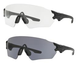 Oakley SI Tombstone Sunglasses OO9328 Black W/ Clear Lens OR Black W/ Gr... - $59.99