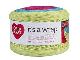 Red Heart It's A Wrap Yarn, Comedy - $6.84