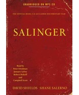 Salinger Professor Shield David brand New sealed Salerno Shane ipod read... - $12.93
