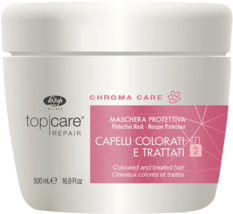 Lisap Chroma Care Protective Mask by Top Care  16.9oz