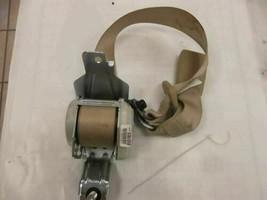 Rear Seat Belt TAN Center 4dr 04829-TA0-A02 Honda Accord 2012 2011 2010 ... - $48.11