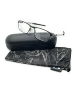 OAKLEY TITANIUM  mens Truss Rod RX eyeglass frame Satin Pewter OX5124-02... - $106.67