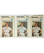 Vintage Butterick Sewing Pattern 5525 Womens Semi-Fitted Blouse 70s 80s ... - $7.88