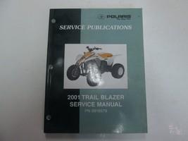 2001 Polaris Trail Blazer Service Repair Manual Minor Stains Factory Oem Book 01 - $49.45