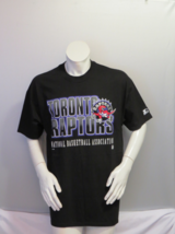 Toronto Raptors Shirt (VTG) - Block Script with Logo by Starter - Men's ... - $65.00
