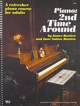 Piano 2nd Time Around : A Refresher Piano Course for Adults [Plastic Com... - $13.46