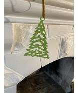 Evergreen Christmas Tree Decoration - $1.00