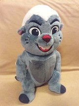 DISNEY JUNIOR blue white BUNGA from THE LION GUARD Talking light up plus... - $9.49