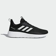 NEW Mens adidas Questar Drive Running Shoes Size 10.5 Core Black/Carbon/... - $45.00