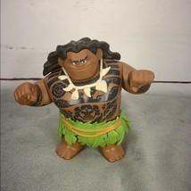 Disney Moana 4 Inch Maui Figure   8B - $13.98