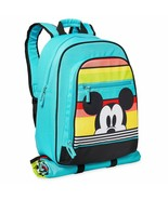 Disney Store Mickey Mouse Summer Fun Backpack with Picnic Mat New 2019 - $89.95