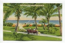 Lummus Park Miami Beach Florida - $0.99
