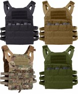 Military MOLLE Super Lightweight Tactical Mag System Plate Carrier Assau... - $50.99+