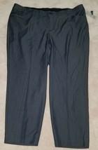 NWT Covington Diamond Fit Pants Size 24W Dark Navy Tummy Control Comfort... - $19.75