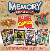 Memory Challenge Marvel Comics image 1