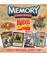 Memory Challenge Marvel Comics - $12.90