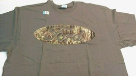 Ford Car & Truck Logo Ford Motor Company Tee T-Shirt Army Green Size XL ... - $3.46